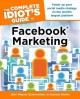 Go to record The complete idiot's guide to Facebook marketing