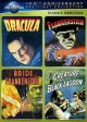 Go to record Dracula [videorecording] ; Frankenstein ; The bride of Fra...