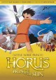 Go to record The great adventure of Horus, prince of the sun  = Taiyou ...