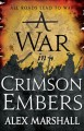Go to record A war in crimson embers