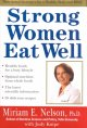 Go to record Strong women eat well : nutritional strategies for a healt...